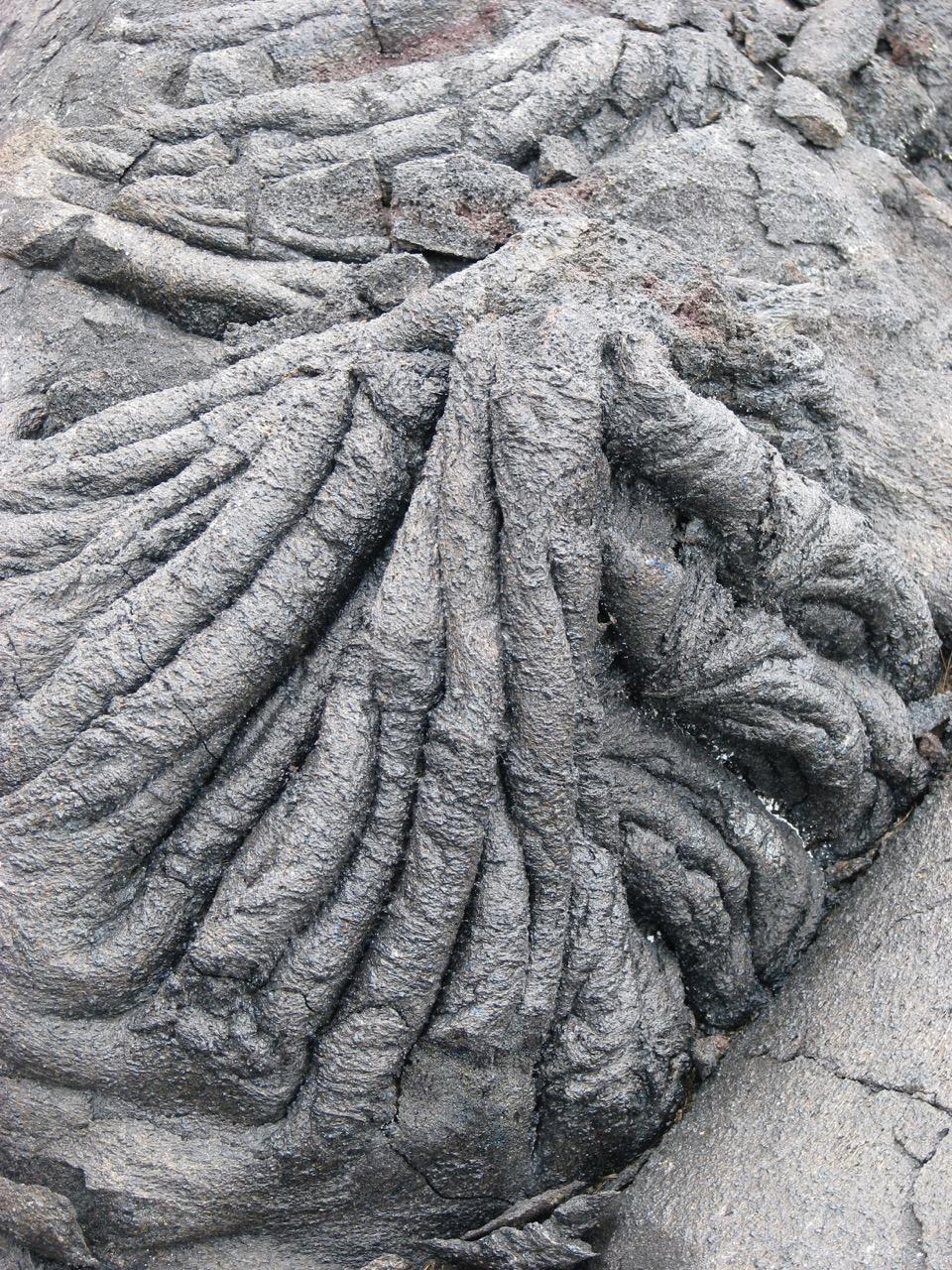 basalt pahoehoe