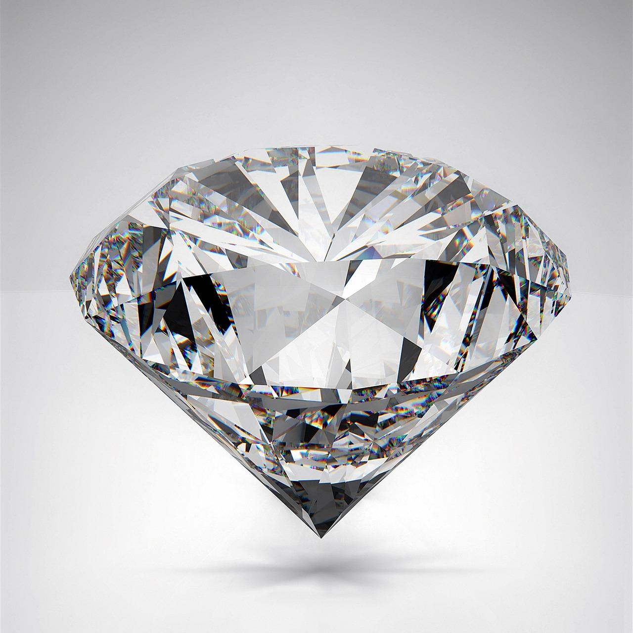 Diamonds are NOT a girl's best friend