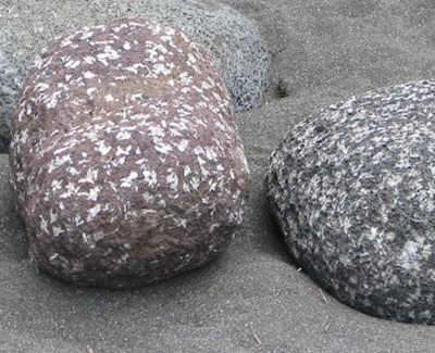 Plag in basalt
