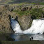 Trolls Falls in Iceland