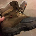 Field Boots - an essential piece of equipment.