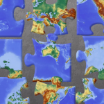 Plates  - understanding the tectonic jigsaw pieces.