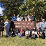 Geocache on Hawaii's Active Volcanoes -  January 2022