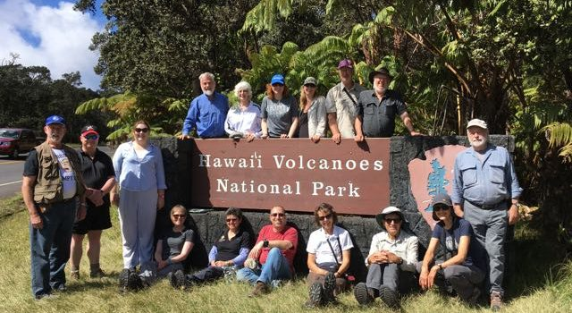 Geocache on Hawaii's Active Volcanoes –  January 2022
