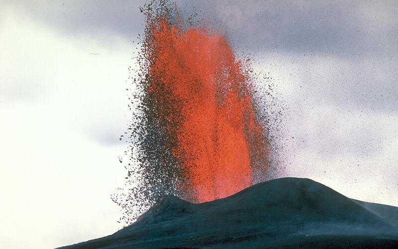 Cinder Cones A Unique Volcanic Feature Geoetc