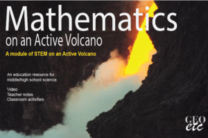 Mathematics on an Active Volcano
