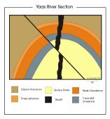 Cross section activities