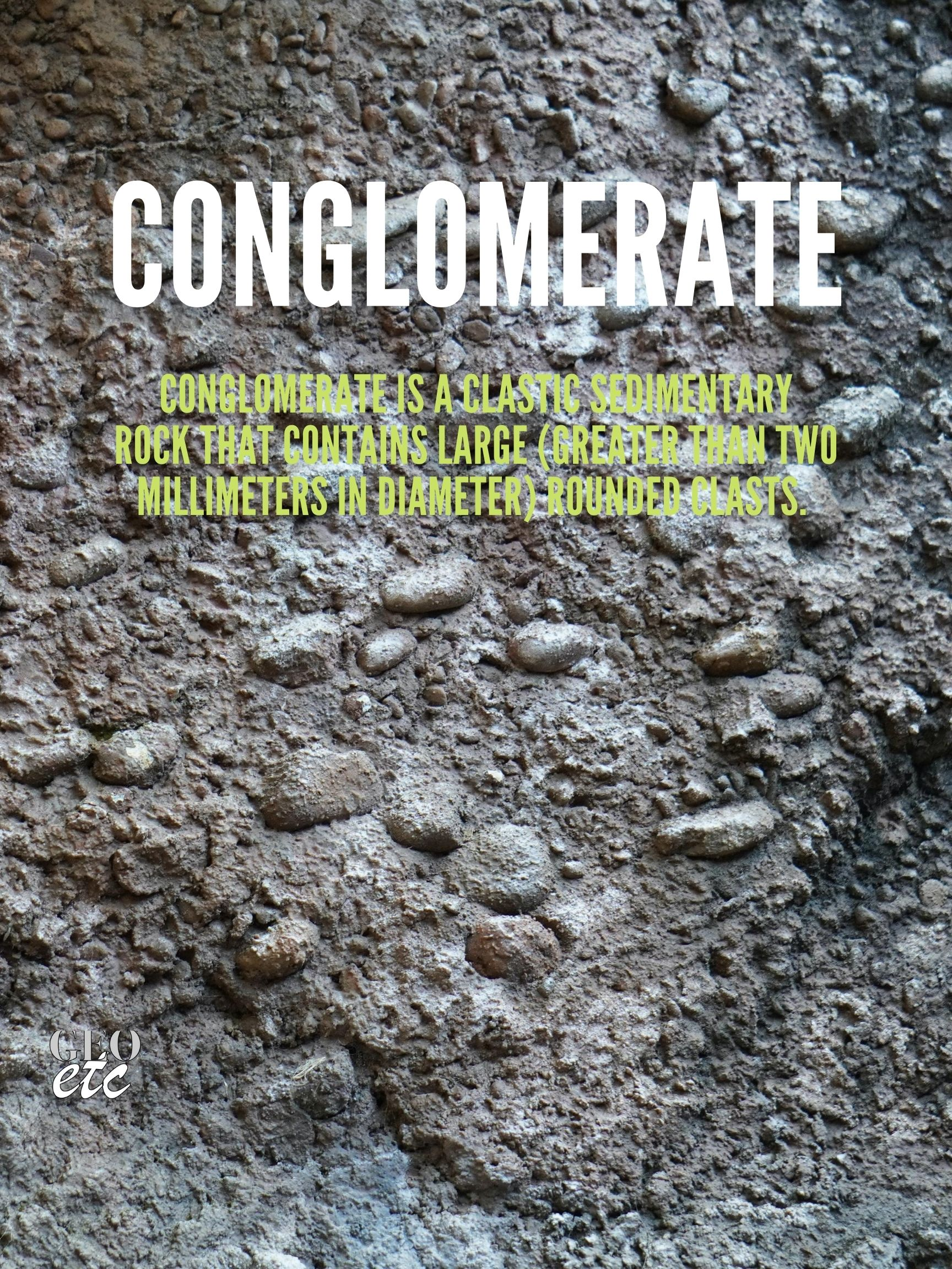 Conglomerate Poster