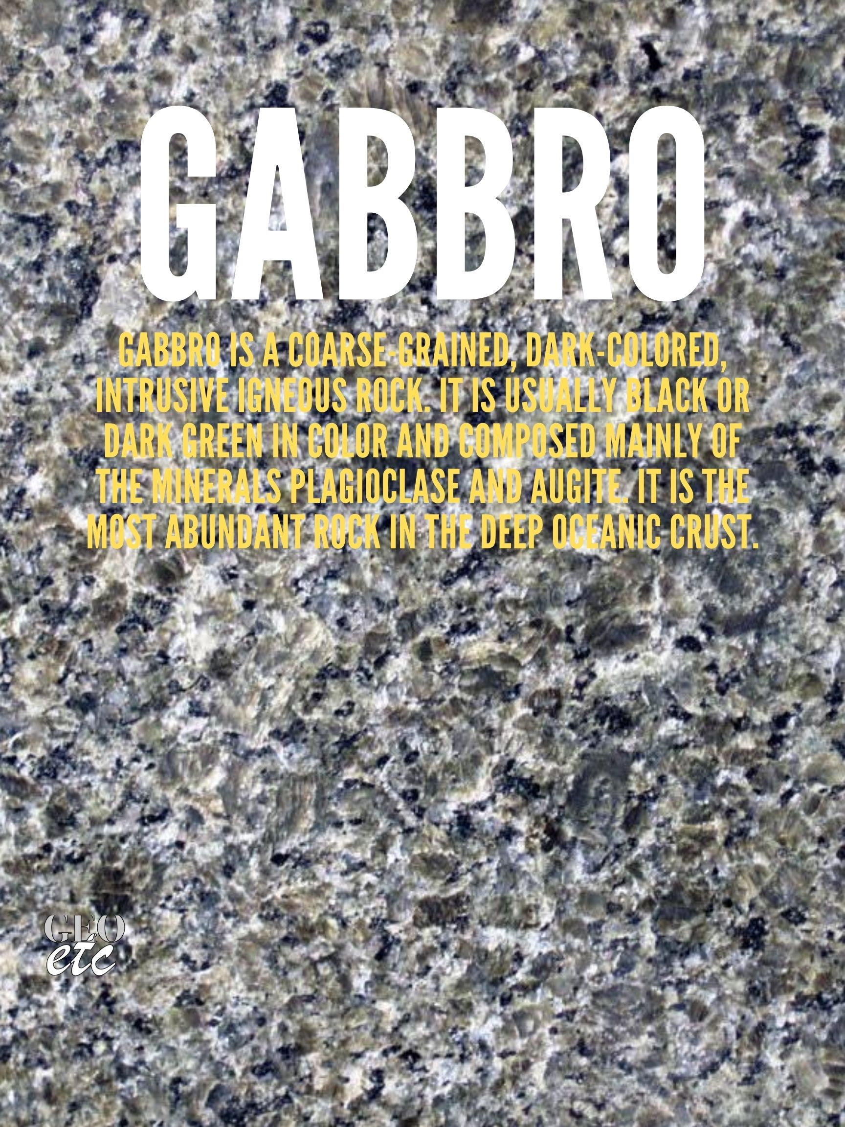 Gabbro Poster