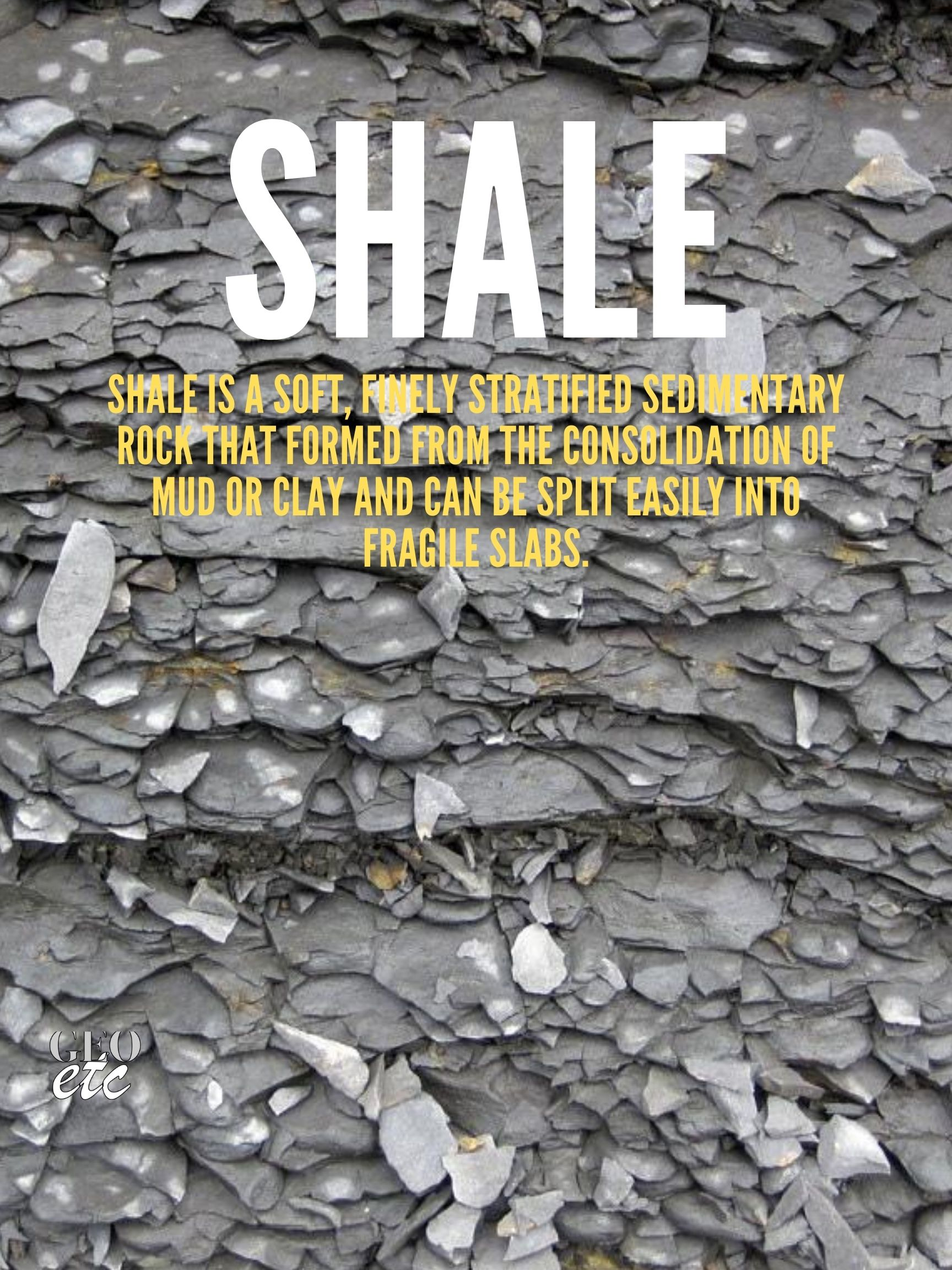 Shale Poster
