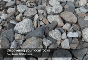 Discovering your local rocks